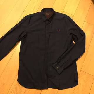 Fred Perry Oxford Shirt M