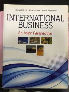 International business an sian perspective