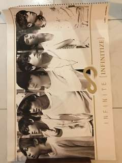 KPOP INFINITE POSTER CLEARANCE $2 each