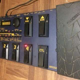 Boss Gt-3 Multi Effects