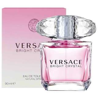 Authentic Versace Bright Crystal Perfume