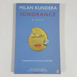 Ignorance by Milan Kundera