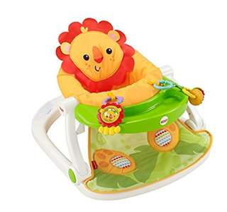 Fisher Price Sit me Up with Tray table