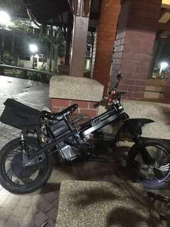 Ebike 84v(1500w modded motor)speed is fully upgraded