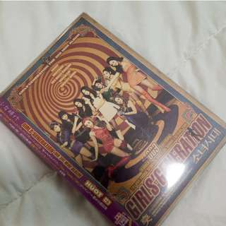 SNSD - Girls' Generation Hoot Japan Deluxe First Press Limited Edition