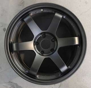 "Used 17"" Original Rota IK-R Rims"