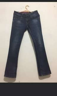 Sale!!! Jeans bootcut kekinian
