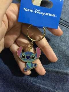 Tokyo Disney Stitch Key Ring🇯🇵✨