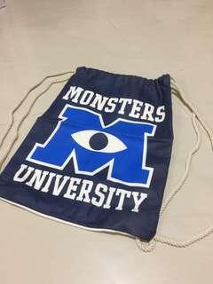 Monster University索袋‼️男女適用