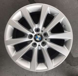 "Used 18"" Original BMW Rims"
