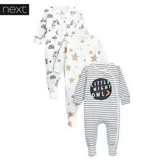 REDUCED‼️ NEXT sleepsuit (3pc)