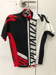 Specialized Cycling Jersey + padded shorts