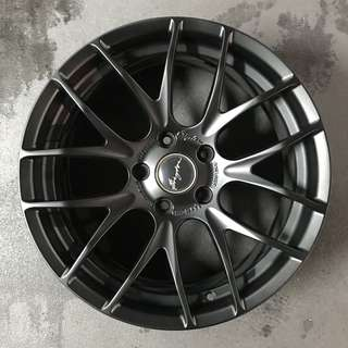 "Used 18"" Original Breyton Rims"