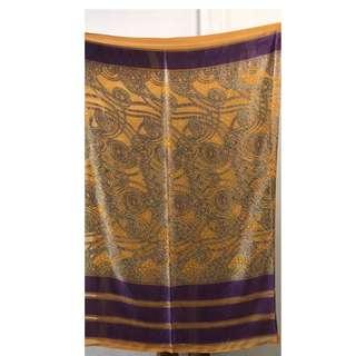 Batik Fabric Cloth DIY Sewing Patchwork Quilt Handmade Handicraft