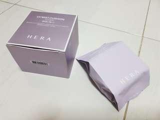 (NEW) Hera UV Mist Cushion Refill C23 SPF50+/PA+++ 15g