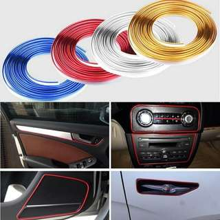 5m Car Interior Decorative Thread