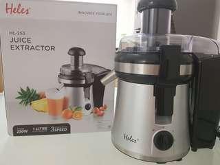 Juice extractor merk heles