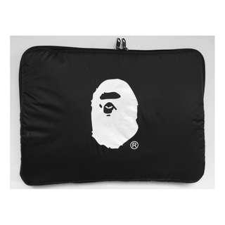 Instock! Bape Tablet / Notebook / Laptop Soft Case Pouch Bag (Black) *Jap Magazine GWP* ASC3271 + FREE Post