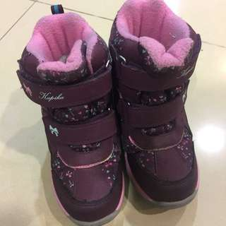 Winter boots for girls - 21cm