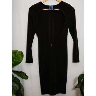 MOSSMAN  Buckle Clasp dress - size 10