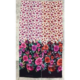 Fabric Cloth DIY Sewing Patchwork Quilt Handicraft Handmade