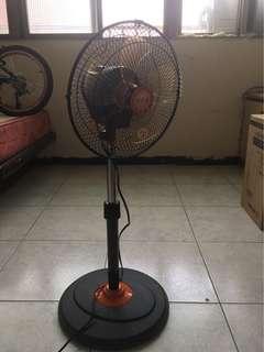 360度旋轉電風扇