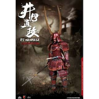 PRE-ORDER : Coo Model Series of Empires No: SE028 - Japan's Warring States - Ii Naomasa (Standard Edition)