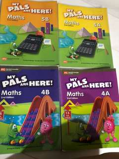 My Pals Are here! Maths 4A,4B, 4C & 4D