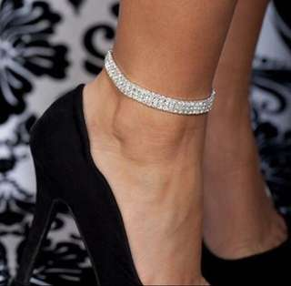 $5 Anklet with any purchase