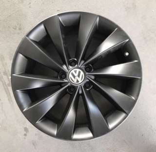 "Used 18"" Original Volkswagen Rims"