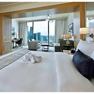 WTS Marina Bay Sands Premier or Club Room - May and June 2018