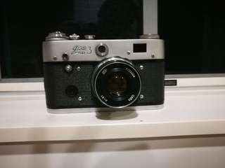 Russian classic camera during Cold War