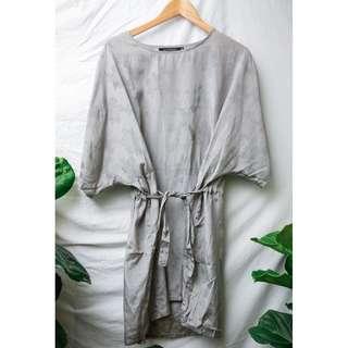 ALPHA 60 SILK DRESS