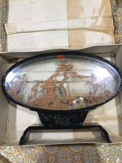 🚚 福建軟木畫工藝擺飾品