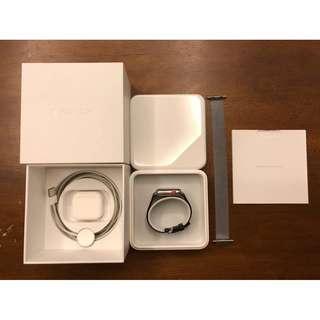 Premium Apple Watch iWatch Stainless Steel