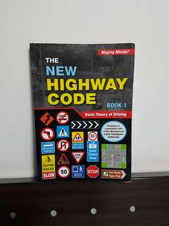 The New Highway Code Book 1 - Basic Theory of Driving
