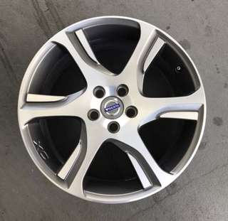 "Used 18"" Original Volvo Rims"