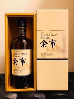 日本威士忌 - 余市 Single Malt Yoichi 🥃 (700ml) with Box