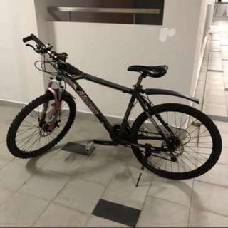 Aleoca mountain bike