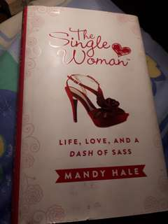 The Single Woman book by Mandy Hale