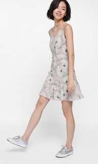 Helly Printed Dress