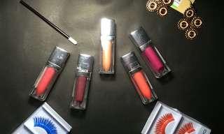 Maybeline NY lipgloss bundle