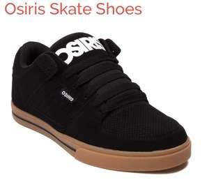 Osiris skate shoes (size 2)