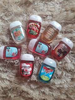 Bath and body works pocketbac  sanitizer