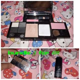 Bundle makeups :)