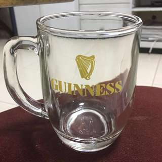 Set Of 6 Guinness Stout Mugs