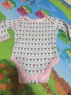 9-12 months mothercare romper good condition