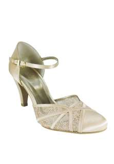 Natalie Gold heels by Jacque