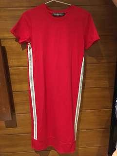 RED DRESS 7/8