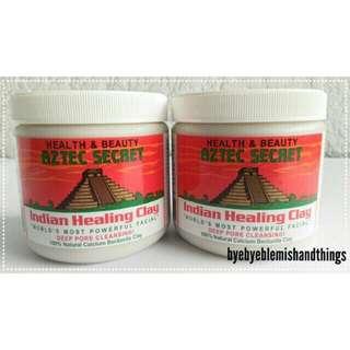 1 Tub Aztec Indian Healing Clay
